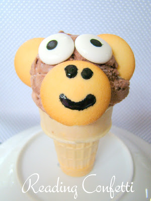 http://www.readingconfetti.com/2012/06/curious-george-ice-cream-diy-edible.html