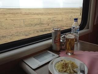 Birra, Kindle e verdurine nel deserto del Gobi: cose che danno soddisfazione