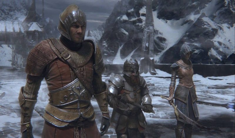 Lord Of The Rings War In The North Armor Sets