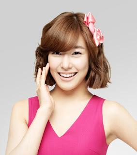 Tutorial Gaya Rambut Korea Tiffany SNSD