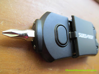 Swiss+Tech XDrive Pocket Driver Tool 6-in-1