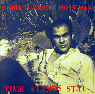 Chris D - Divine Horsemen - Time Stands Still (1984)