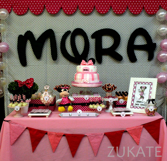 CANDY BAR MINNIE PARA MORA