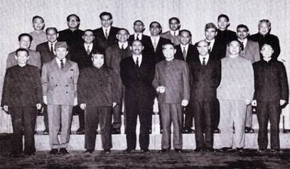 Pakistan's first delegation to China