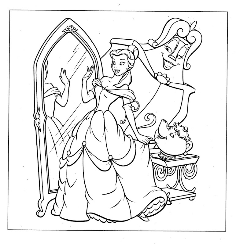 Disney Princess Coloring Pages Ideas To Printable title=