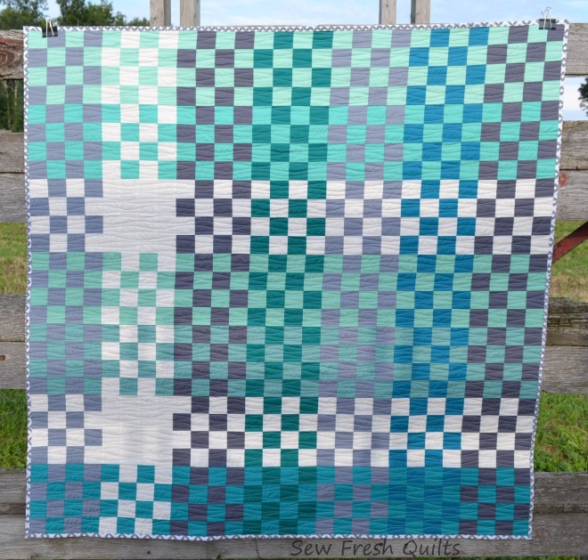 Pretty in Plaid by Sew Fresh Quilts