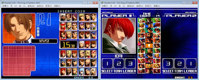 KOF格鬥天王(拳皇)94、95、96、97、98、99、2000、2001、2002、2003及十周年紀念版11合1綠色免安裝版遊戲下載!