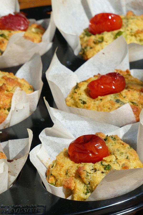 muffin foglie di ravanello_S&V