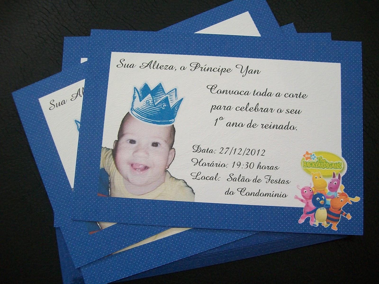 Papel Feito à Mão Convites Artesanais Convite De Aniversário 1