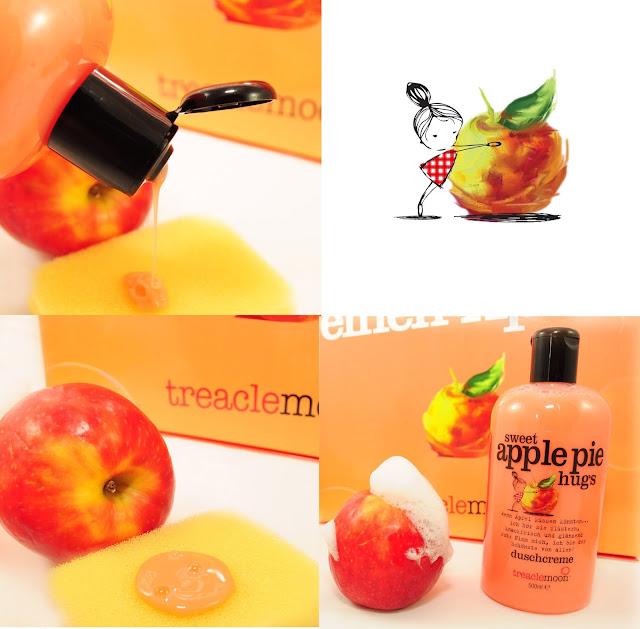 Konsistenz Treaclemoon apple pie