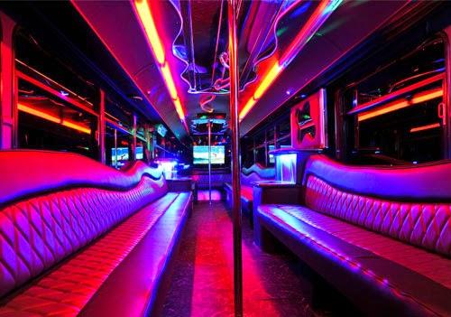 LA Limo Bus