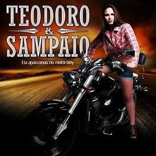 Capa Teodoro & Sampaio   Ela Apaixonou No Moto Boy | músicas