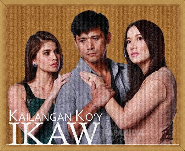 Kris Aquino, Robin Padilla and Anne Curtis Caught in a Love Triangle in 'Kailangan Ko'y Ikaw'
