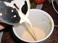 agregamos leche evaporada