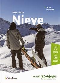 El Corte Inglés Nieve 2015