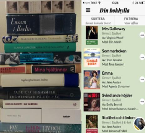 Sommar 2016: Läslista