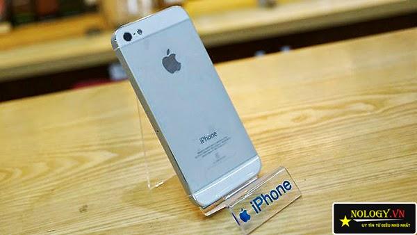 Điện thoại Iphone 5 trắng