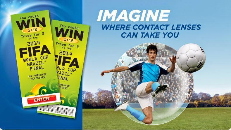 Win 2 Tickets to the FIFA 2014 World Cup