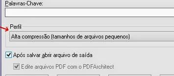 Como reduzir tamanho de um PDF - Comprimir