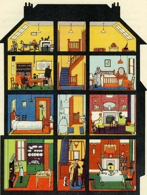 free printable house clipart - photo #49