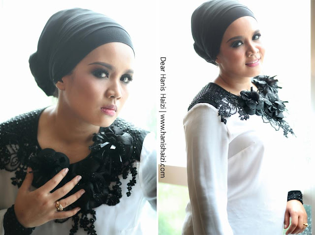 Coco Chanel Dear Hanis Party by Adibah Karimah
