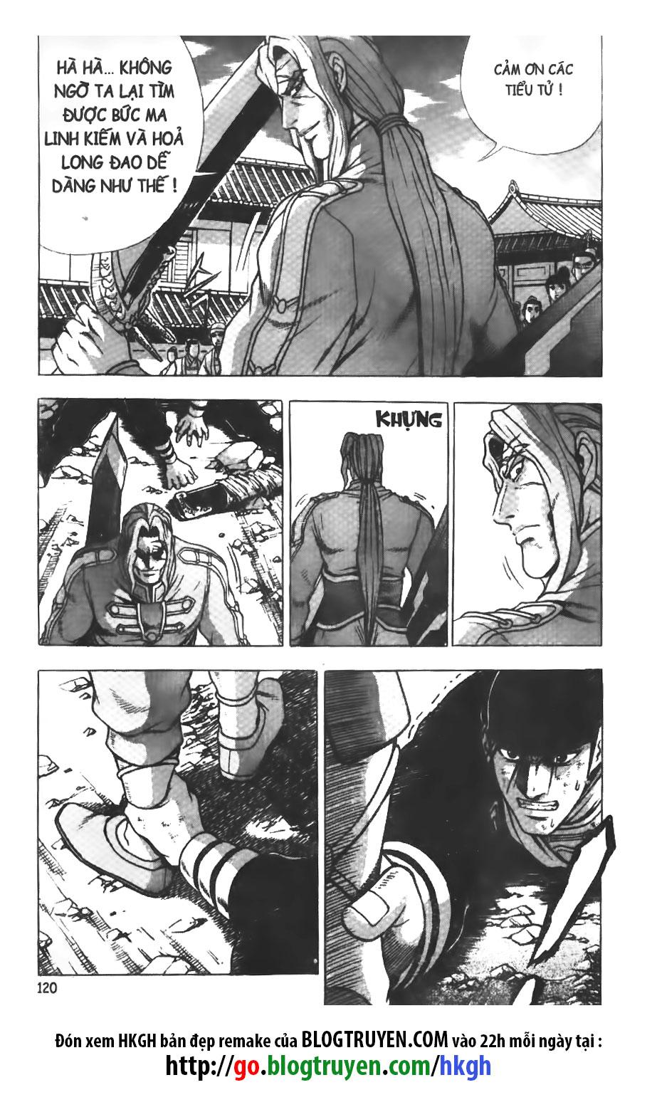 Hiệp Khách Giang Hồ chap 247 page 13 - IZTruyenTranh.com