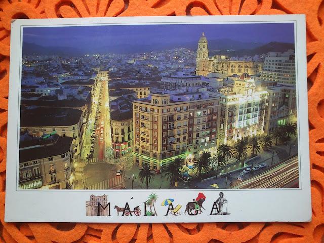 Hiszpania - Malaga