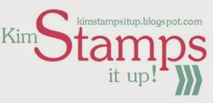 Kim Stamps It Up!