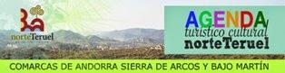 Agenda turistico cultural norte Teruel