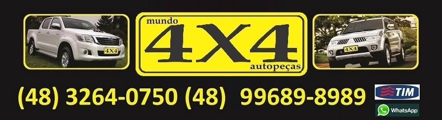 MUNDO 4X4 AUTOPEÇAS