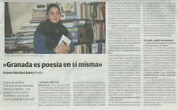 Diario Ideal de Granada 11 de abril de 2013