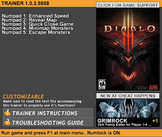 Diablo 3 Cheats