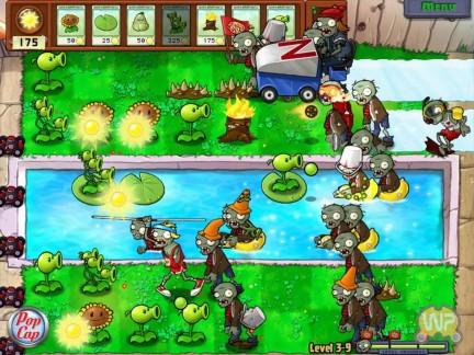 Descargar juego plants vs zombies plantas contra zombis actualizado