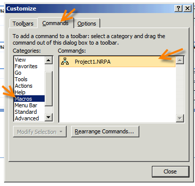 Tomdtek how to create a shortcut for outlook 2007 templates for Outlook 2007 template shortcut