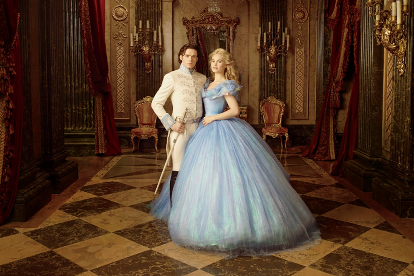 Thoughts On Disneys Cinderella 2015