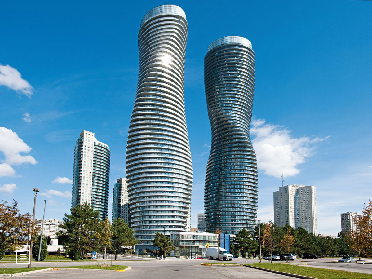 Arquitectura historia delicia canadiense absolute for Absolute towers