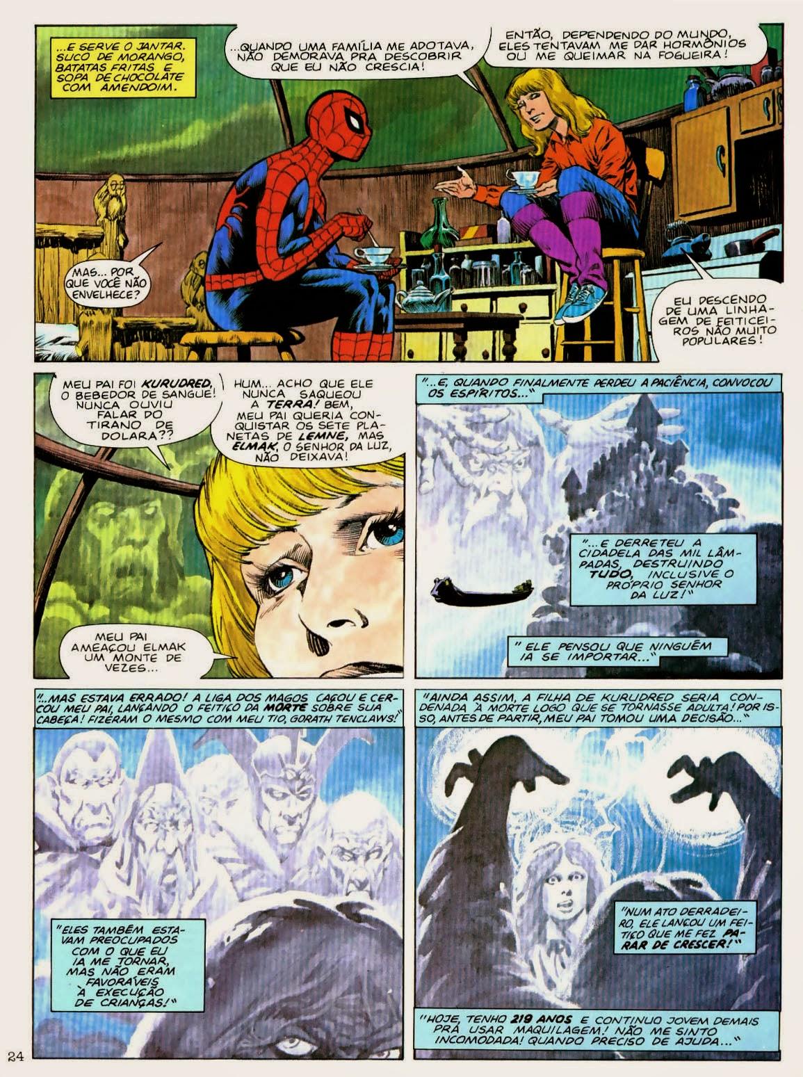 O Homem-Aranha - Marandi #2