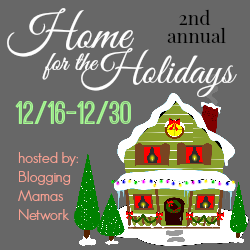 Home for the Holiday Blog Hop