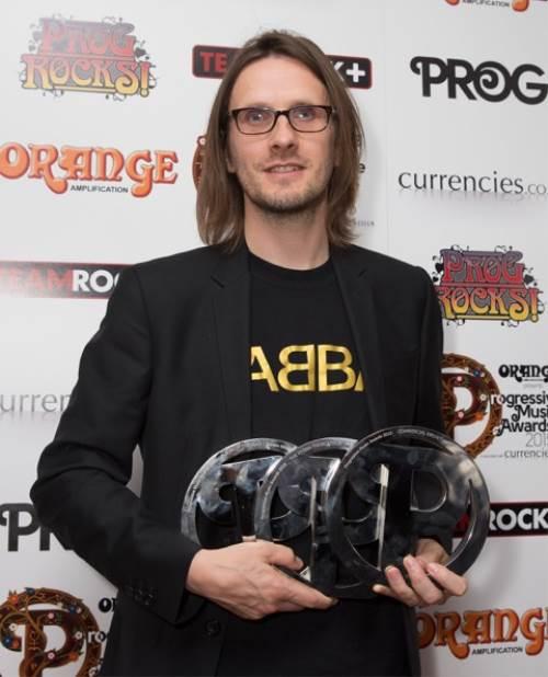 STEVEN WILSON: Στέφεται Prog Rock King στα Progressive Music Awards