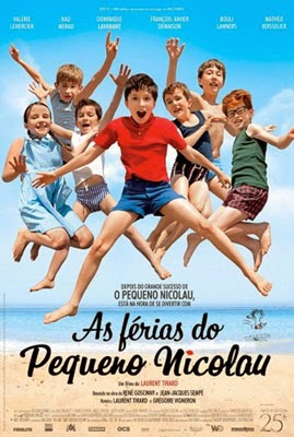 As Férias do Pequeno Nicolau - filme