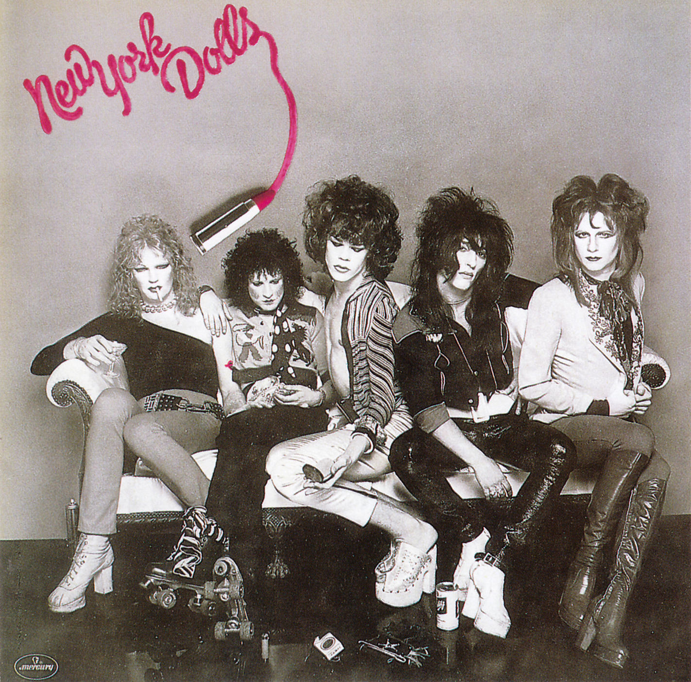 New york dolls new york dolls glam rock punk 1973
