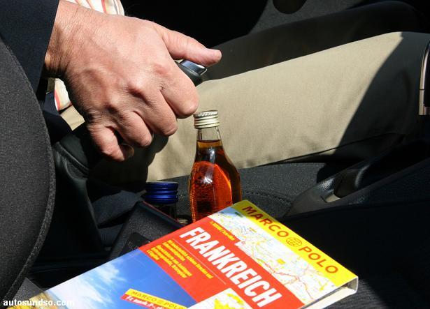 Frankreich verzichtet auf Alkoholtester