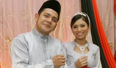 Gambar Danny X Factor dan Saidatul Fazlin Zakaria Majlis Pertunangan