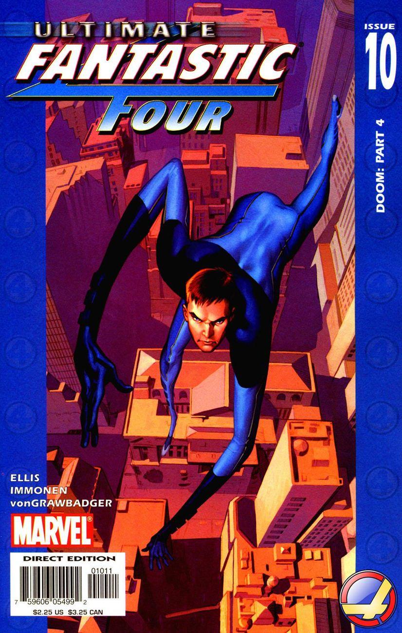 Ultimate Fantastic Four chap 10 - Trang 1