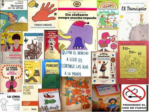 libros infantiles prohibidos en la dictadura