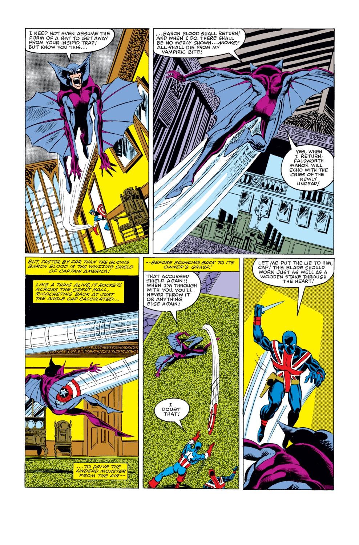 Captain America (1968) Issue #254 #169 - English 19