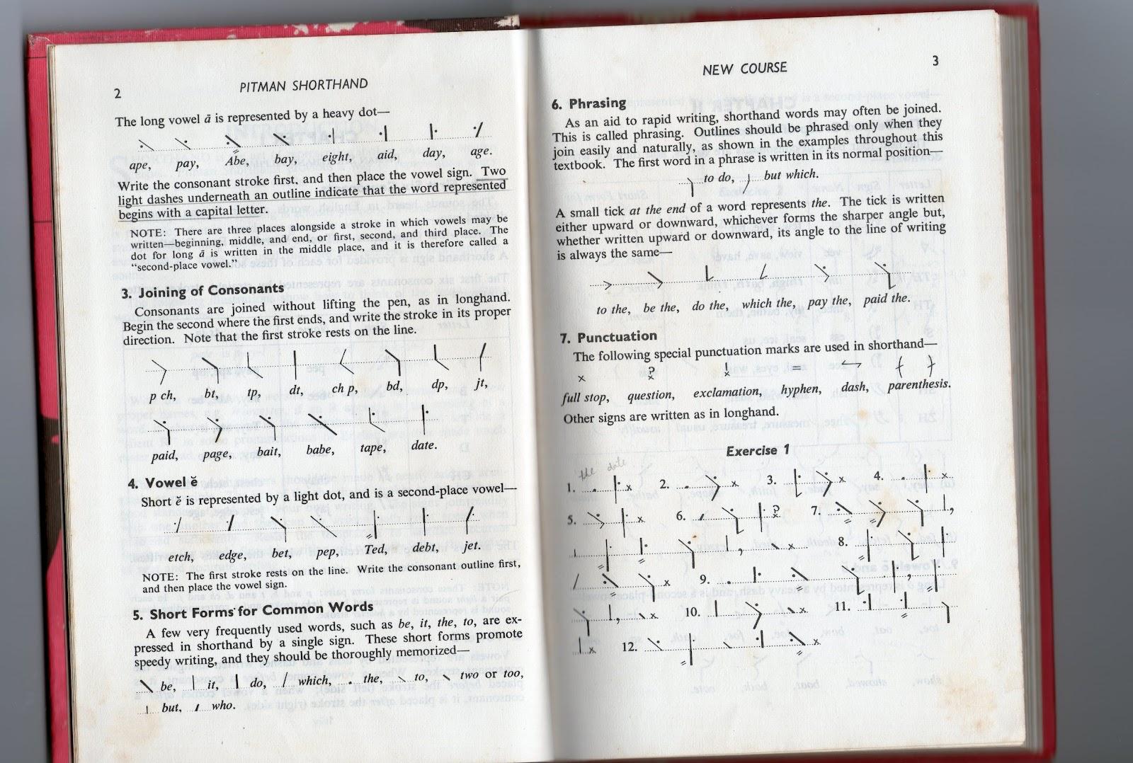 sir isaac pitman shorthand dictionary pdf