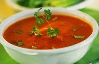 Tavuk Suyuna Pirinç Çorbası