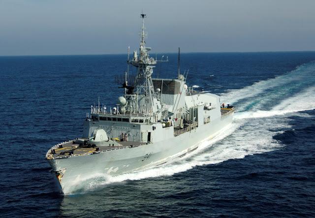 Halifax class FFG