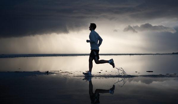2000 датчан практикующих бег трусцой